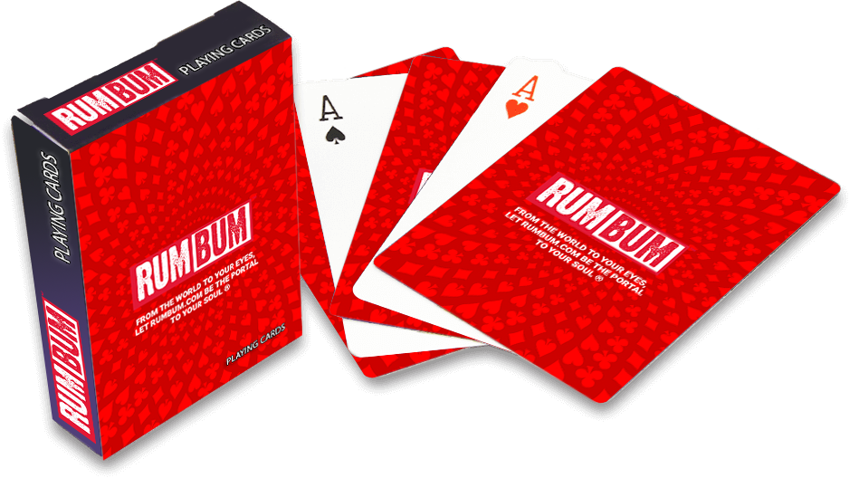 Rum Bum Playing Cards