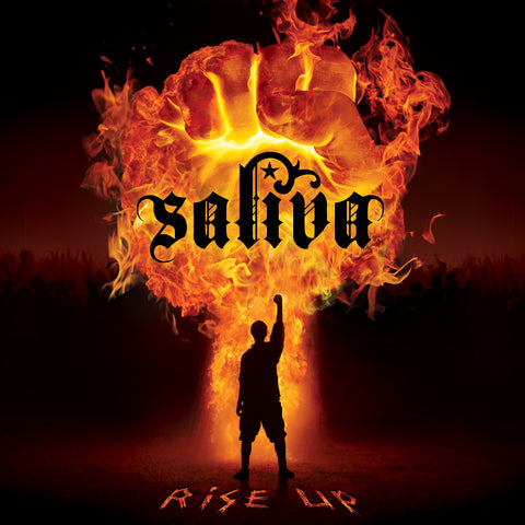 Saliva - Rise Up - Rum Bum Records