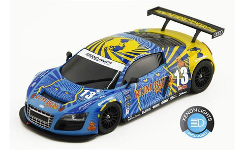 Rum Bum Racing - 2013 Audi #13 Slot Car (Collector's Limited Edition)