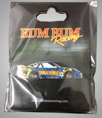 Rum Bum Racing - Limited Edition Porsche 13 Pin