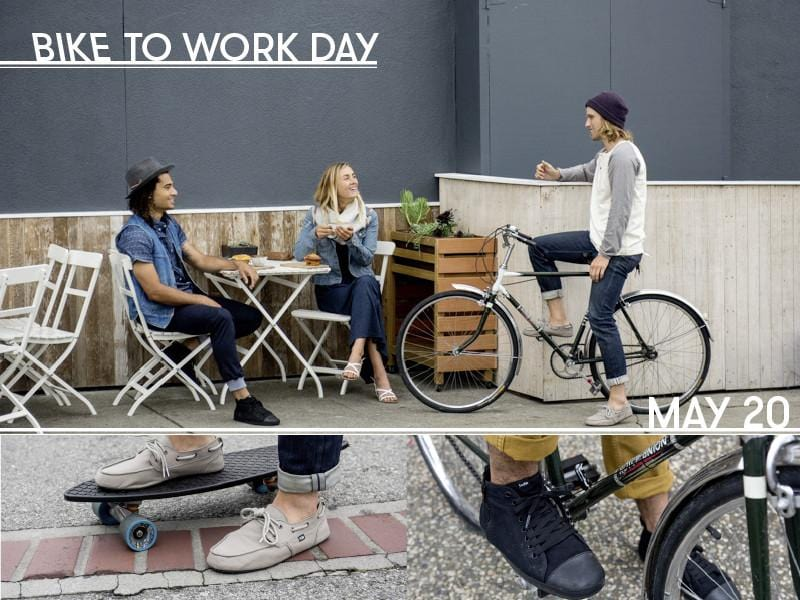 Bike To Work, Push For Change.