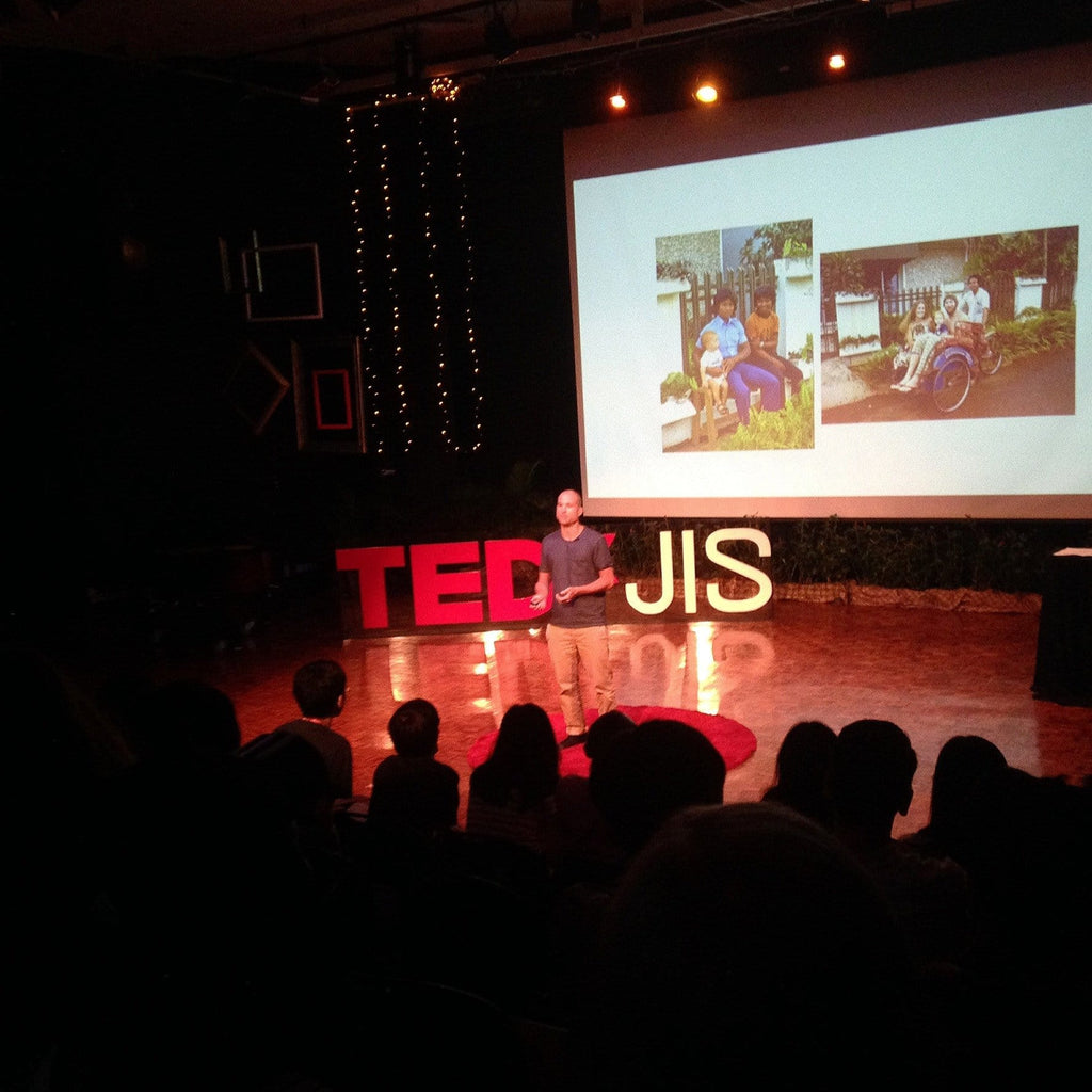 "Kai Paul at TEDxJIS ""What if waste = $$"""