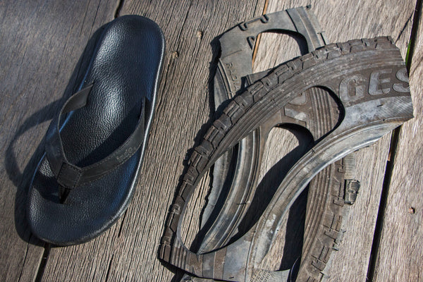Tires to Soles - Indosole