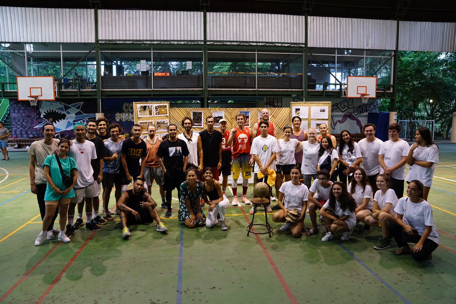 CCS x Indosole x PNNY Community Assist 3 on 3 Basketball Tournament at Canggu Community School