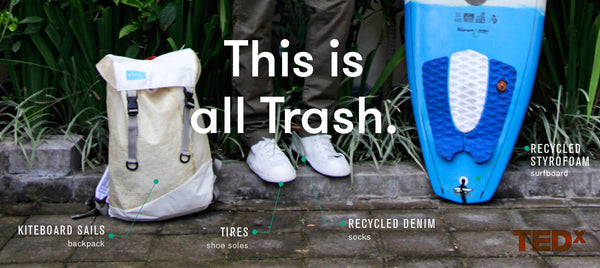 TEDx: Recycled & Upcyled Fashion