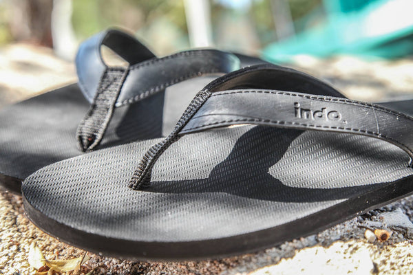 Inner Tubed - Tire soled sandals by Indosole