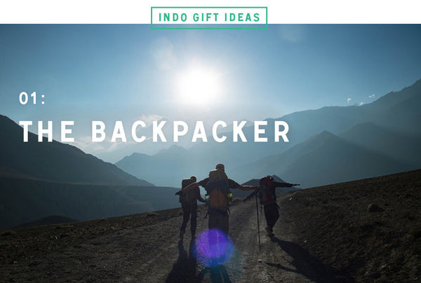For the Backpacker: the Innertubed sandal