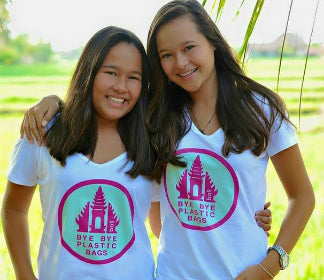 BBPB founders Melati and Isabel Wijsen