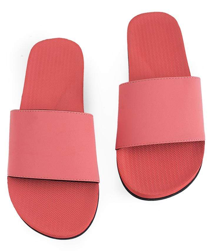 ESSNTLS Slide Men Coral