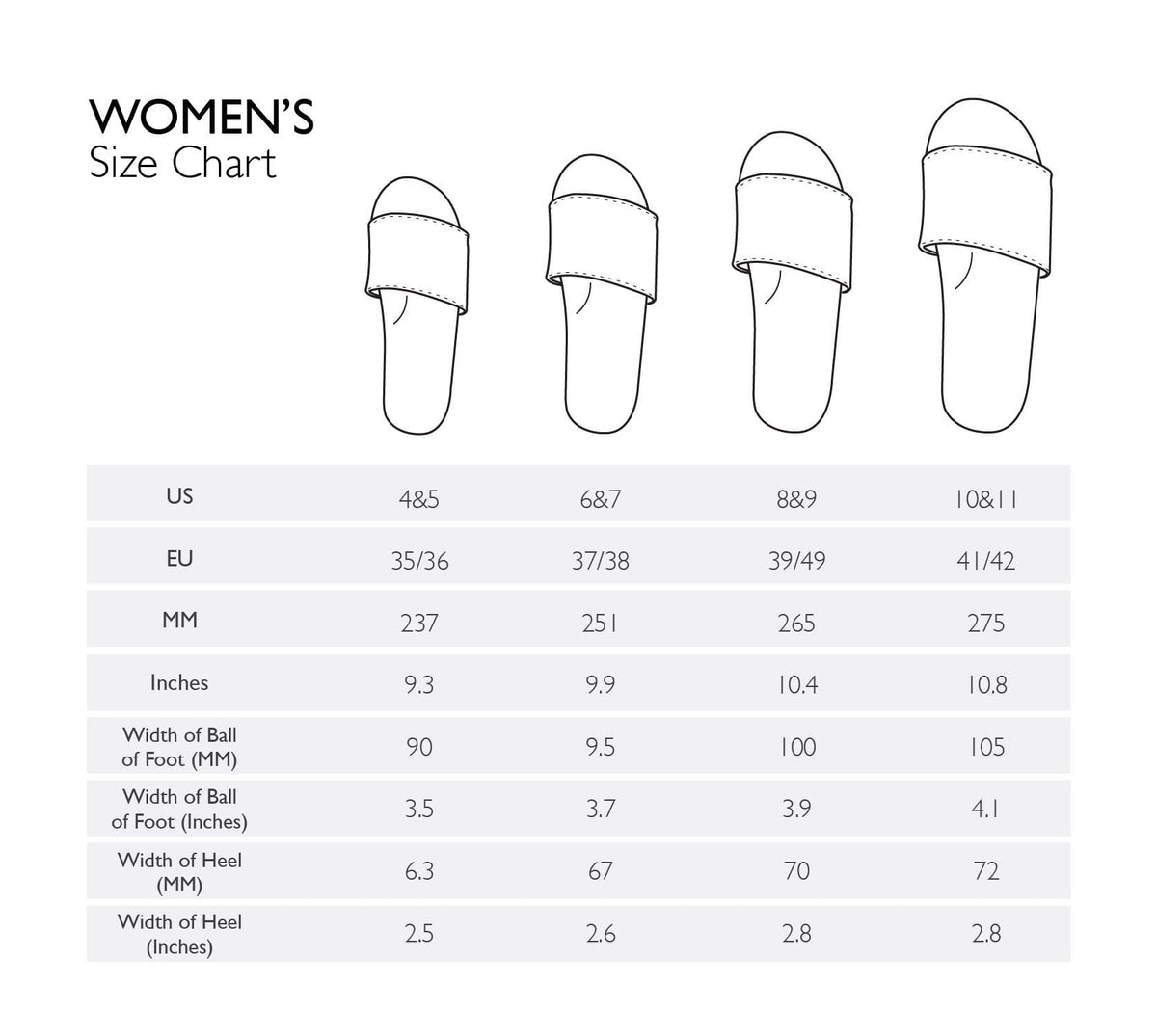 Women's Slide Soil Light