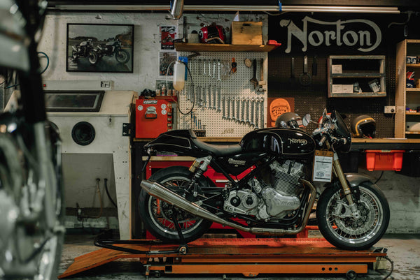 The Norton returns - Australian Launch