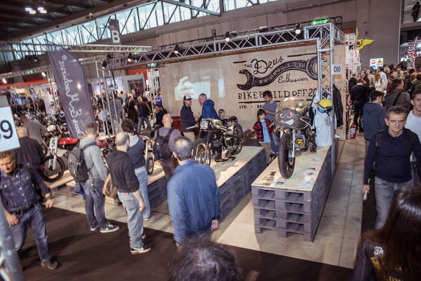 "Eicma - Deus Bike Build Off - ""And the Winner is…"""