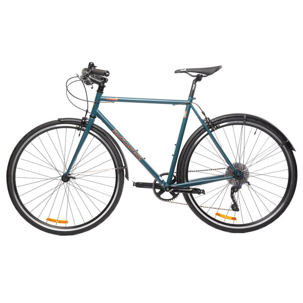 Dayvan Cowboy Bicycle - PETROL GREEN