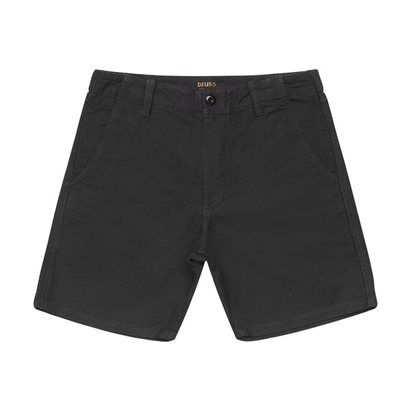Work Chino Short - Black