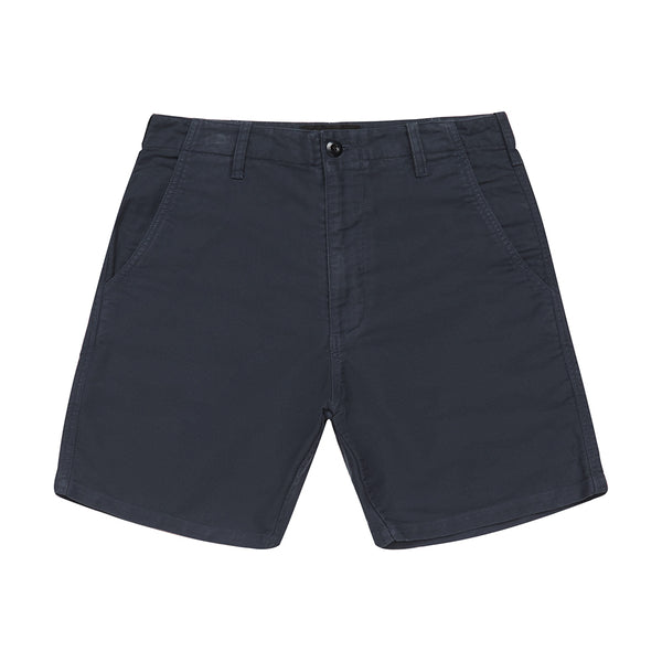 Work Chino Short - Navy