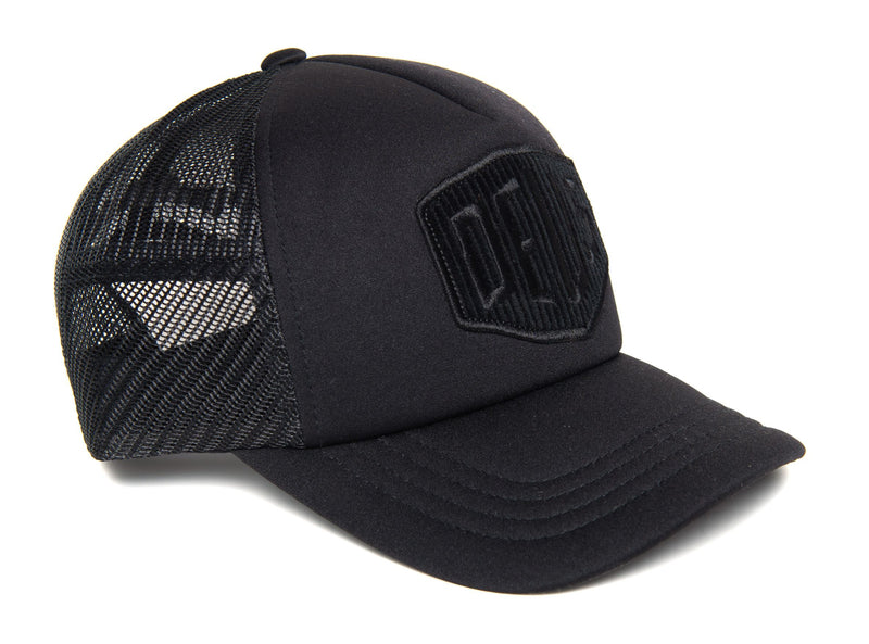 Hayward Shield Trucker - Black