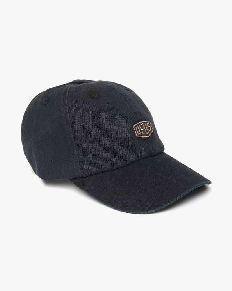 Shield Standard Dad Cap - Black