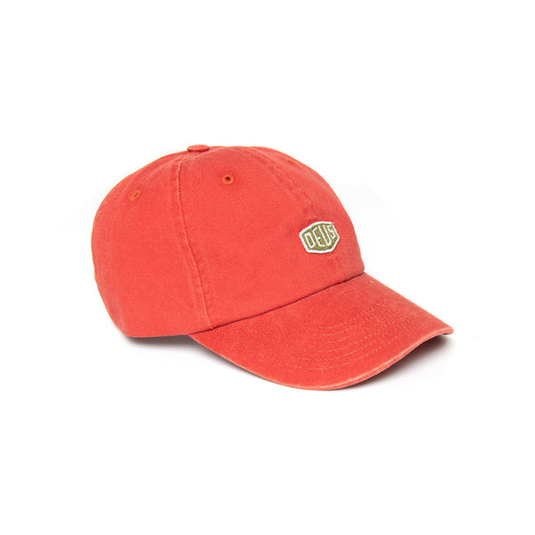Shield Standard Dad Cap - Rust