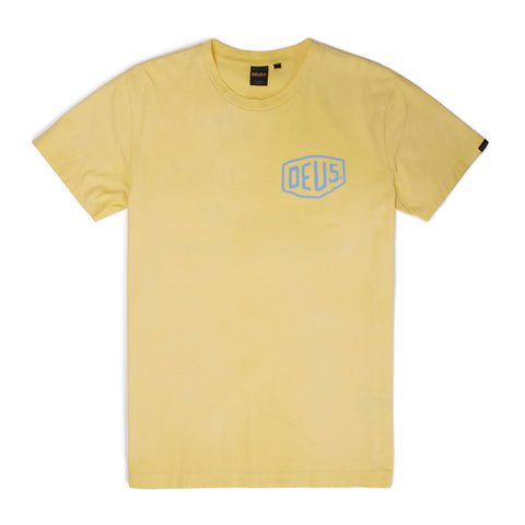 Sunbleached Camperdown Tee