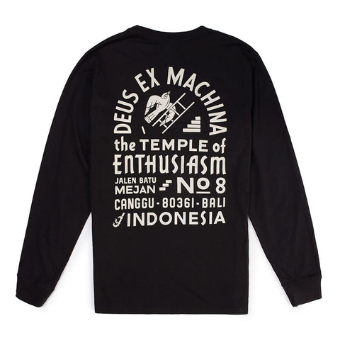 Enthusiasm LS Tee
