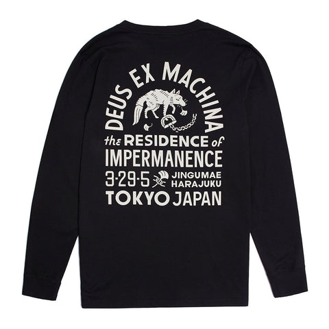 Impermanence LS Tee
