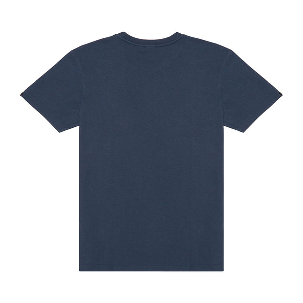 Standard Short Sleeve Embroidered Tee - Navy