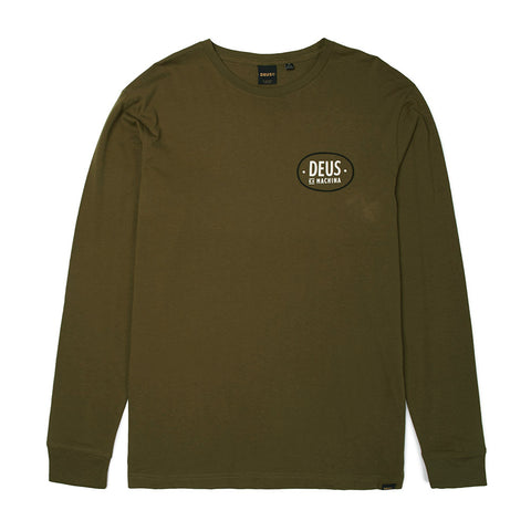 Greenroom Long Sleeve Tee
