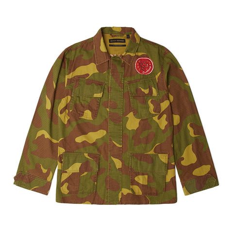 Travis Camo Overshirt