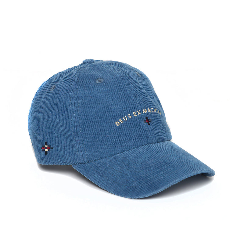 Moon Dad Cap - Estate Blue