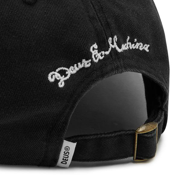 Classic Dad House Cap - Black