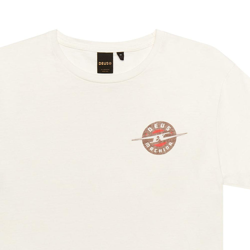 Sunset Tee - Vintage White
