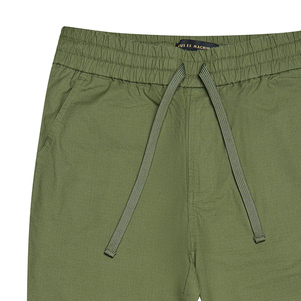 Riley Ripstop Pant - Forest Green
