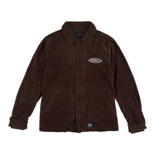 Barrel Jacket - Roca Brown