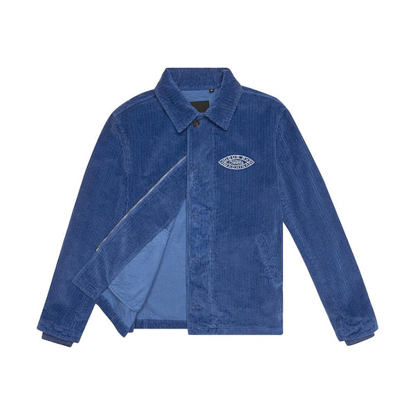 Barrel Jacket - Dusty Blue