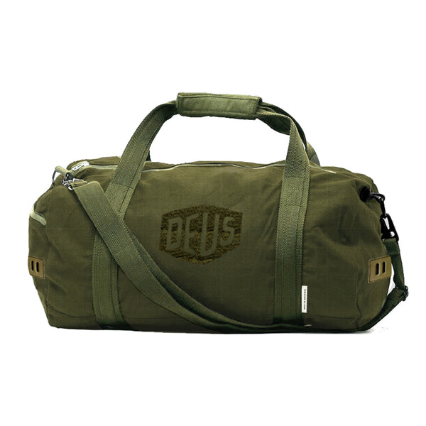 Cooper Duffle - FOREST GREEN