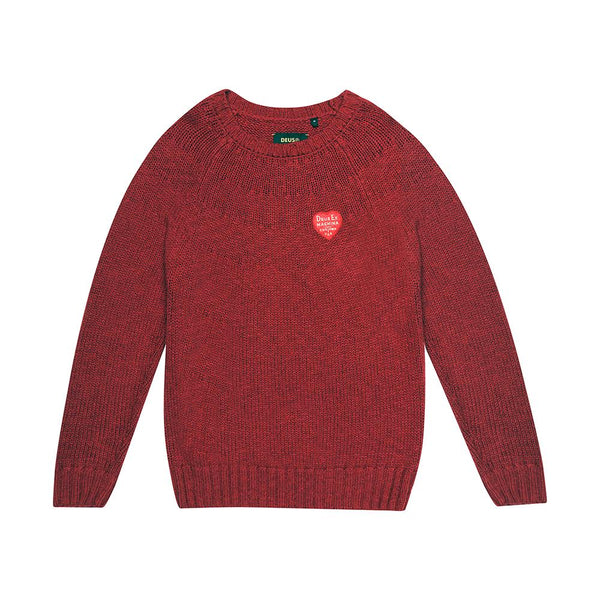 Wildfires Knit - CHILLI RED