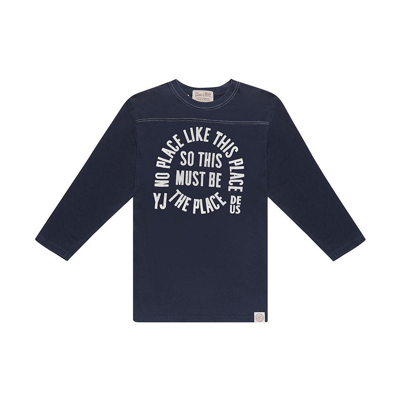 Place Perception Tee - Navy