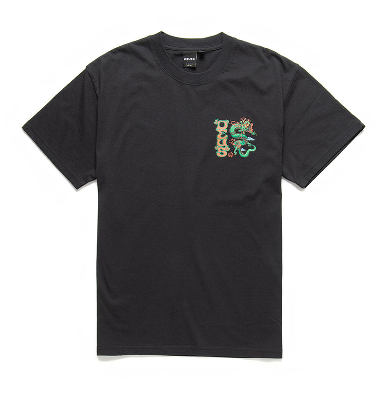 Flying Colour Tee - Phantom Black
