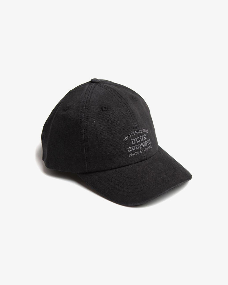 Automatica Cap - Washed Black