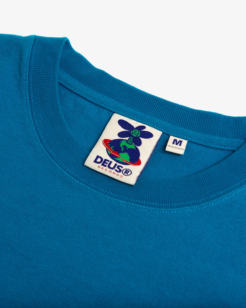 Sonic Tee - Turkish Blue