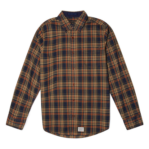 Albie Overdye Check Shirt