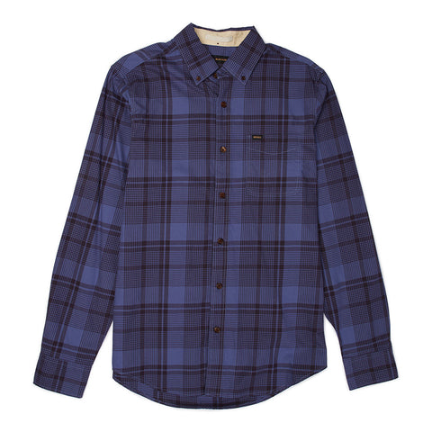 Albie Melange Check Shirt
