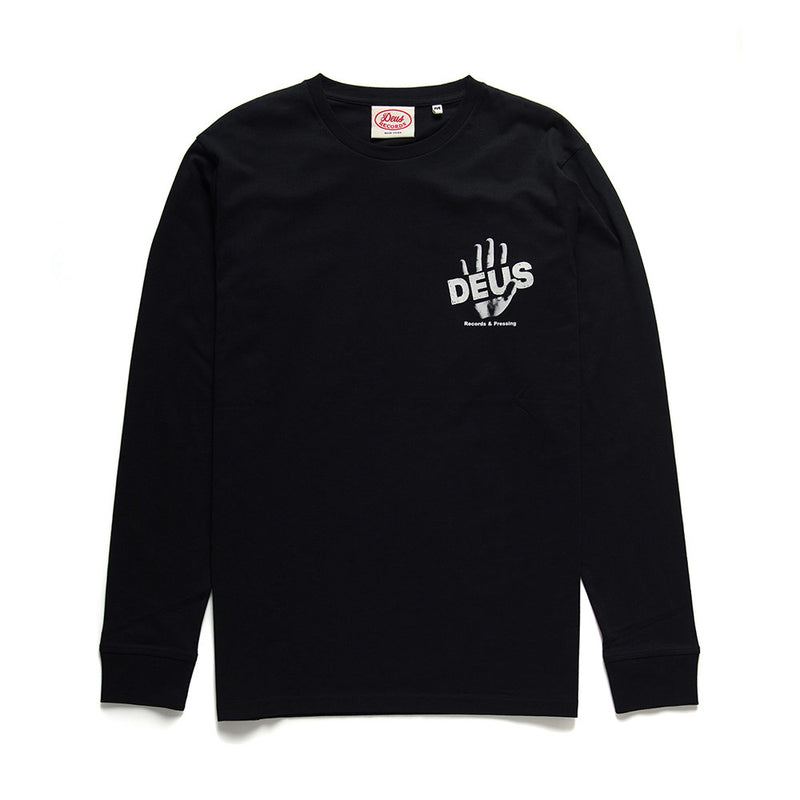 Dimension Long Sleeve Tee - Black