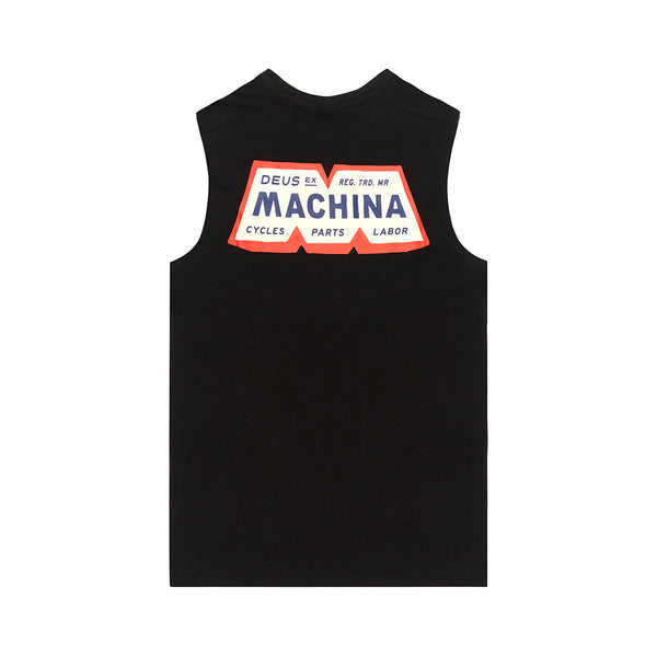 Mighty M Muscle - Black