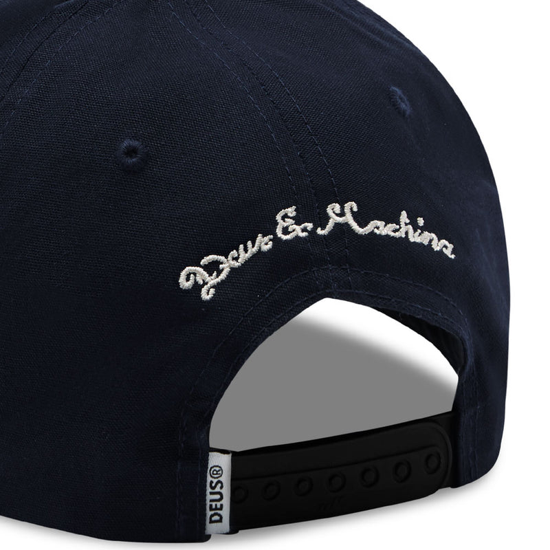 Riley Cap - Navy