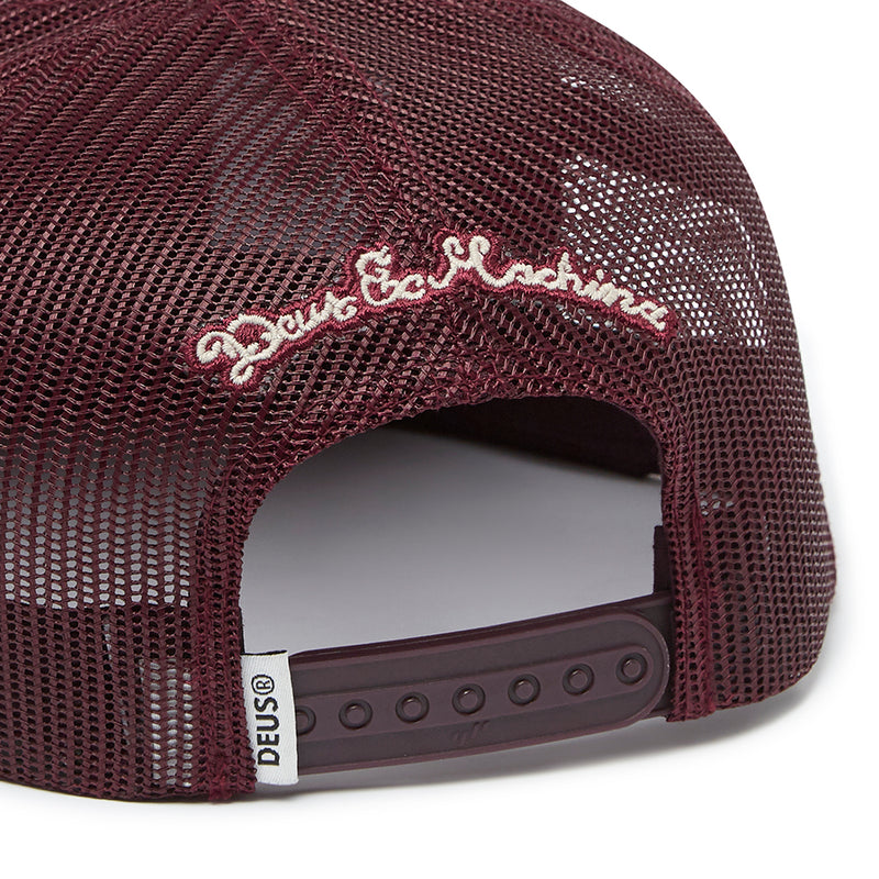 Moreno Trucker - Deep Red