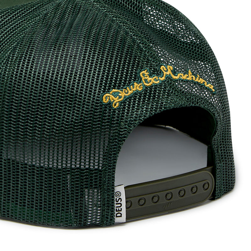 Moreno Trucker - Hunter Green