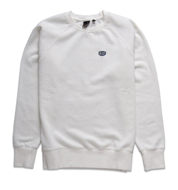 Dave Shield Crew - White