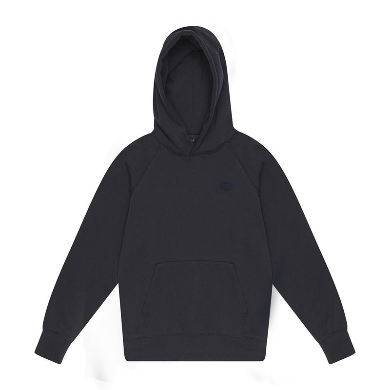 Mike Shield Hoodie - Midnight Blue