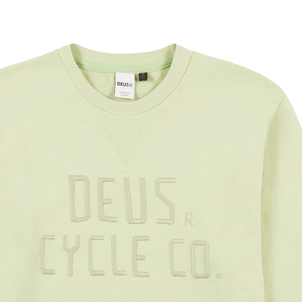 Cycles Crew - Pale Mint